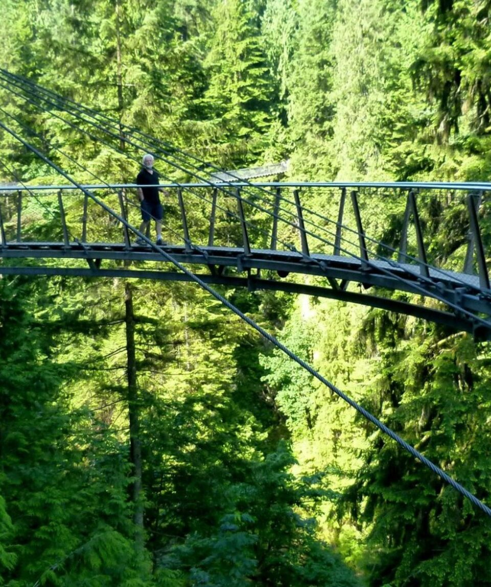 Capilano Cliff Walk