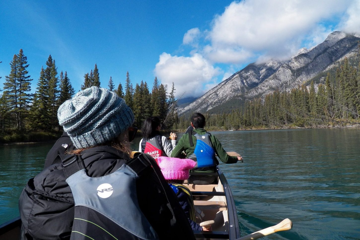 Kayak And Canoe Tours En Route Travel Canada
