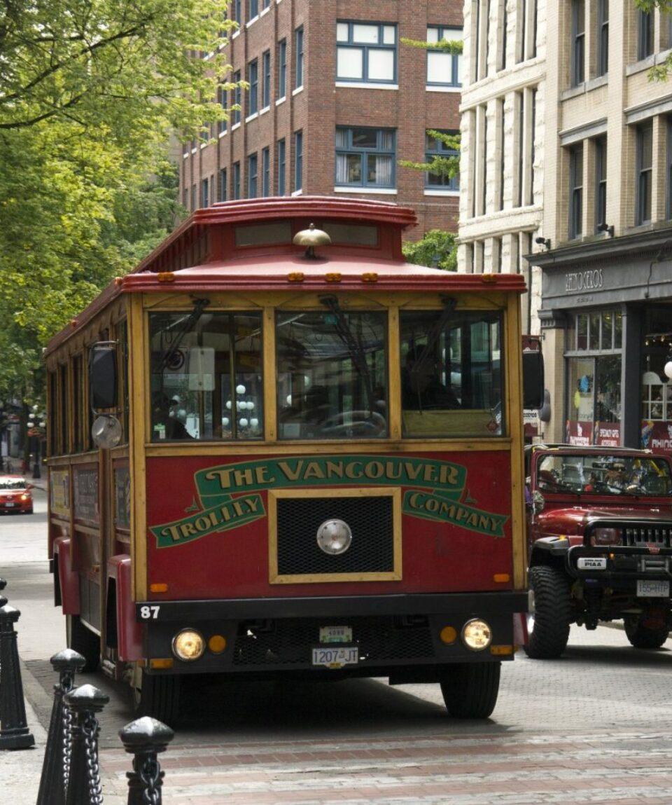 Trolley Vancouver, Canada